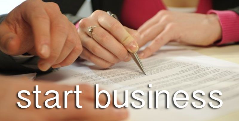 Business Start for Foreing